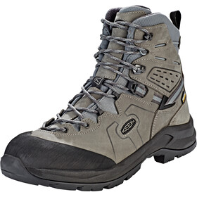 Keen Karraig WP Mid Shoes Herr bungee cord/green gables